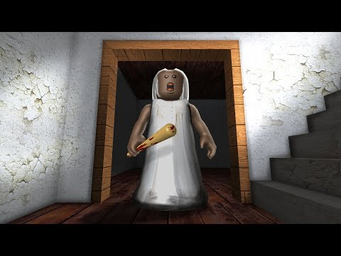 BEST GRANNY REMAKE IN ROBLOX
