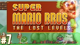 Super Mario Bros.: The Lost Levels - LUIGI TIME! | PART 7