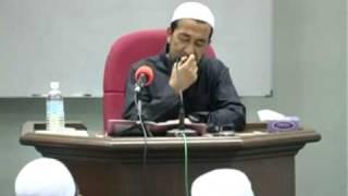 Ust Azhar Idrus- Azan : Berbaring ; Mayat Jadi Berat