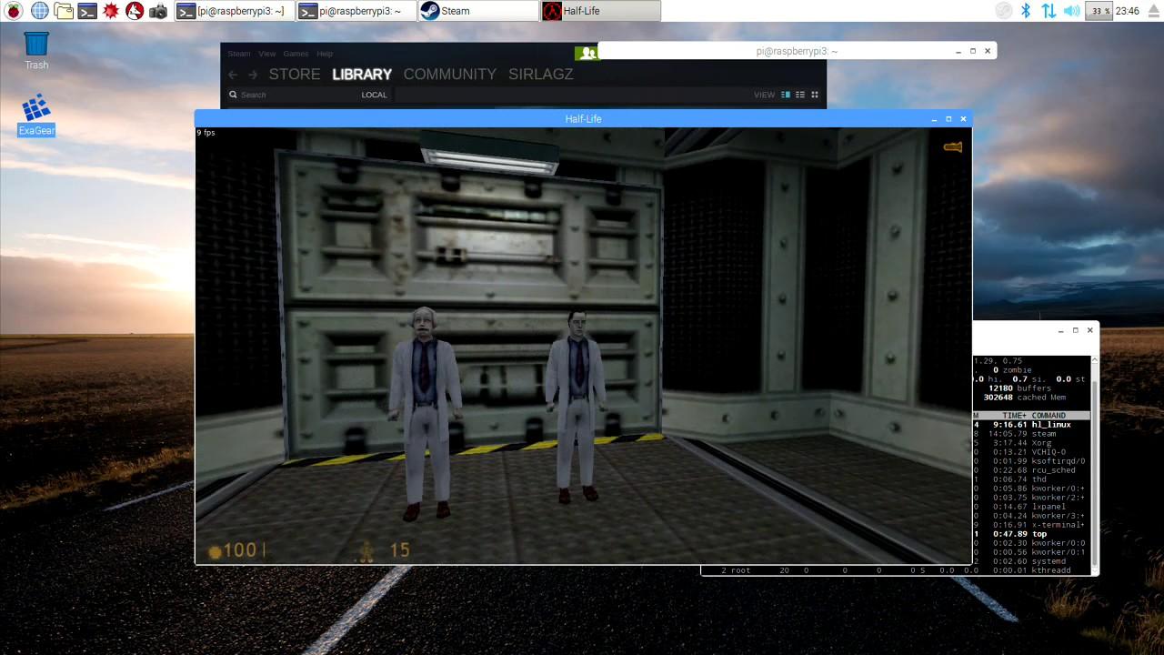 Quake II and Half-Life 1 possible? - RetroPie Forum