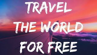 TRAVEL THE WORLD FOR FREE WITH AFFILIATE (NO BS) 🏖