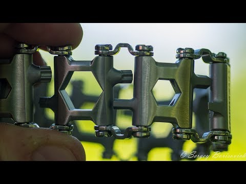 Браслет - мультитул LEATHERMAN TREAD STEEL (832325)