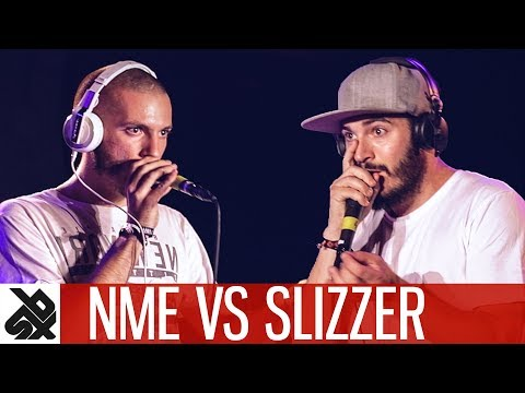 NME vs SLIZZER| WBC Loopstation Battle | Semi Final