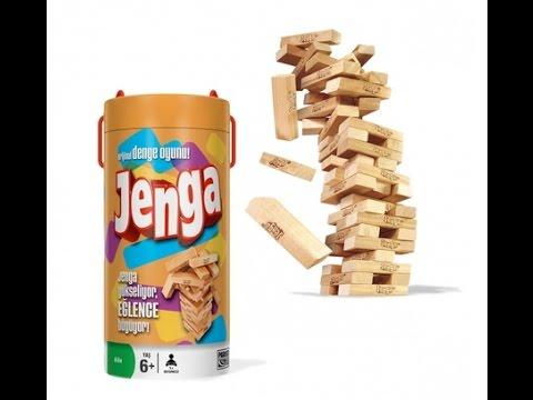 Правила и советы к игре Дженга!