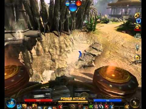 видео: Новый класс игрока в лучшей игре panzar.flv