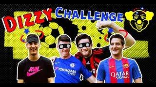 Dizzy Shot Challenge с Ицака / Пиянски Футбол / Four Fools