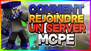 [TUTO/0.15.9] - Comment rejoindre un server sur Minecraft Pocket Édition  [HD-FR]