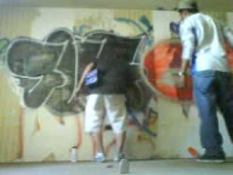 graffiti aguascalienteas..guard RA