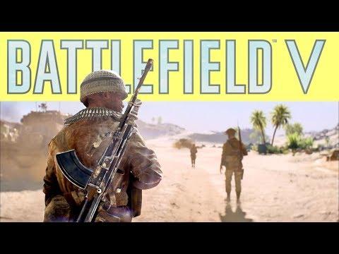 Golden Bren ★ BATTLEFIELD 5 ★ Battlefield V ★56★ Multiplayer PC Gameplay Deutsch German thumbnail