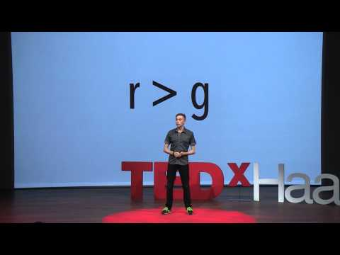 Basic income and other ways to fix capitalism | Federico Pistono | TEDxHaarlem