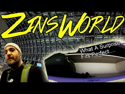 ZinsWorld Vlog 061 *Um, No I Won't Check My Bag, and Wow Fly Dubai, How Cheap Are You?*