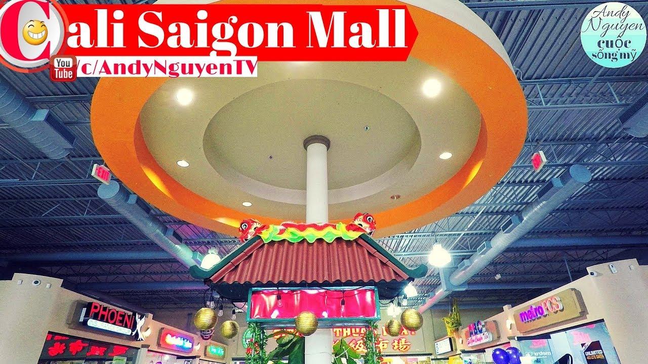 ăn bánh mì – Bò kho – Cháo lòng ở Cali Saigon Mall – chợ việt nam garland texas【A74】