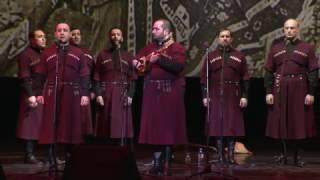 "Хор ""Басиани"" (Грузия). Georgian folk ensemble ""Basiani"""