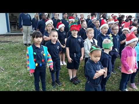 Annual Christmas Caroling by Wider Horizons School