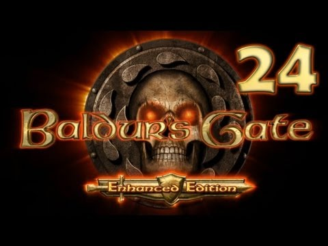 Let's Play Baldur's Gate: EE - 24 - Insane Druid Battle |