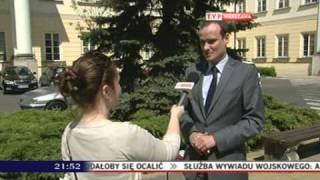 Kurier Warszawy i Mazowsza - 09.05.2011 - TVP Warszawa