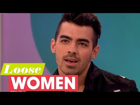Joe Jonas On DNCE's Success And Sibling Rivalry | Loose Women