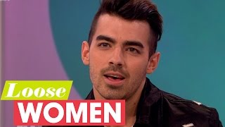 joe jonas on dnces success and sibling rivalry loose women