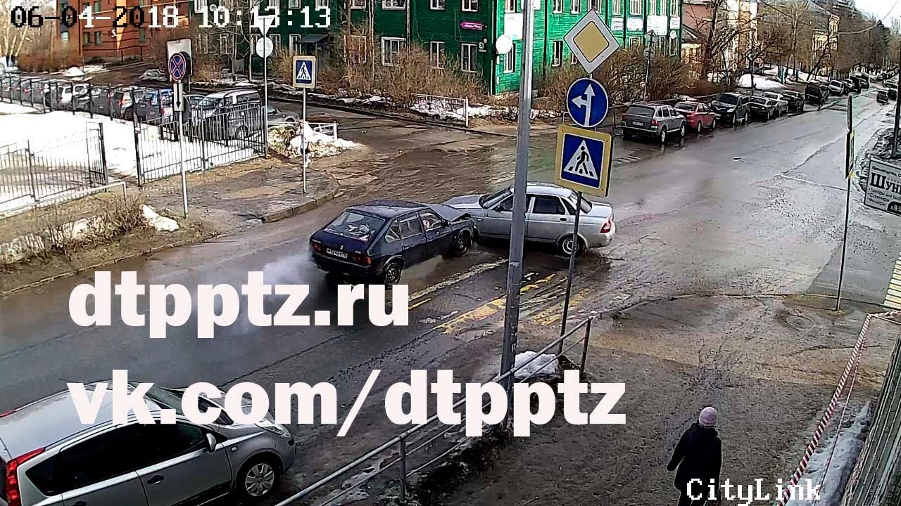 ДТП на Красной