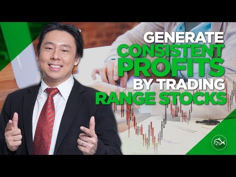 Generate Consistent Profits By Trading Range Stocks by Adam Khoo