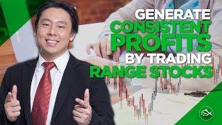 Generate Consistent Profits By Trading Range Stocks by Adam Khoo