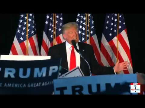 Full Speech Donald Trump Holds Rally in Warwick, RI 4 25 16