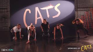 Cats The Movie | Macacity |  Les Twins Dance Class