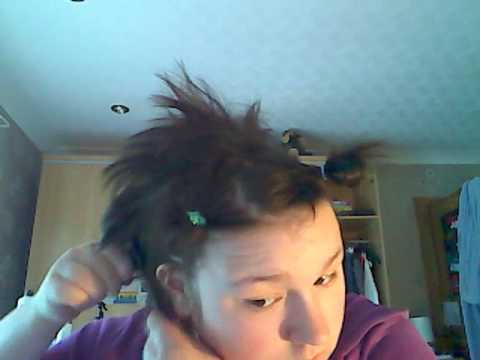 How to simply spike your hair without gel or wax youtube how to simply spike your hair without gel or wax urmus Gallery