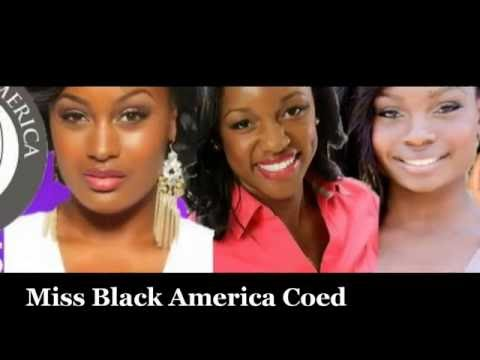 Miss Black America Coed Pageant