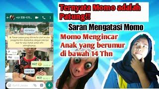 MENGUNGKAP TENTANG #momochallenge TERNYATA!! MOMO ITU ADALAH..
