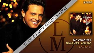 Watch Luis Miguel Te Deseo Muy Felices Fiestas have Yourself A Merry Little Christmas video
