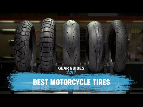 Thumbnail for Best Motorcycle Tires 2019