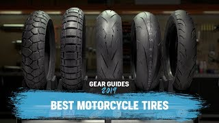 Best Motorcycle Tires 2019