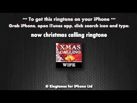 Christmas Wife iPhone Ringtone