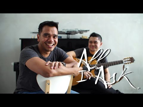 All I Ask Acoustic - Alif Satar Cover