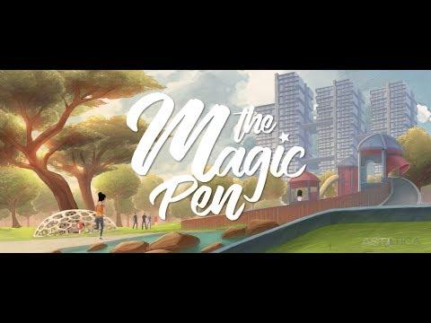 Singapore Airlines Magic Pen