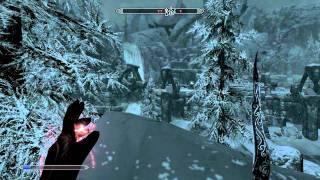 Skyrim: Vampire Assassin - Illusion Gameplay HD
