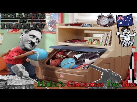 HOI4 Hitler's Christmas Toy Box - Wunderwaffe Mod