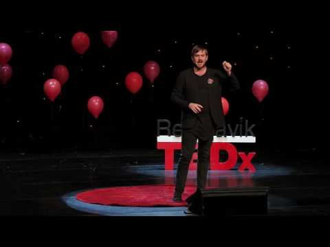The Best Year of Your Life Might Not Feel Amazing | Jonathan Duffy | TEDxReykjavik
