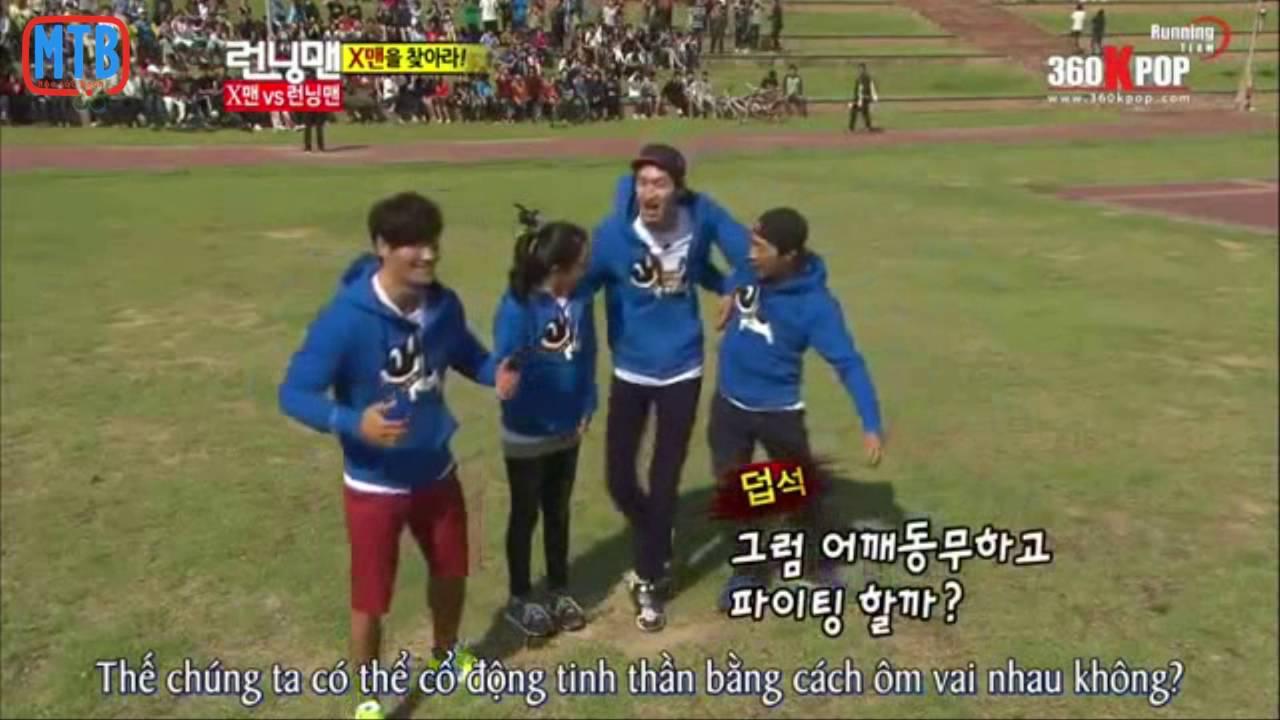 Running Man Ep 114 – Kim Jong Kook Loveline Part 1