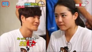running man ep 114 kim jong kook loveline part 1