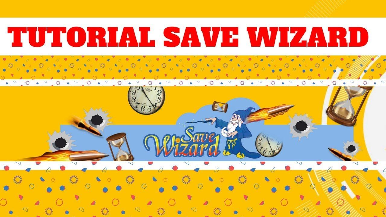 Save Wizard Tutorial em PT-BR