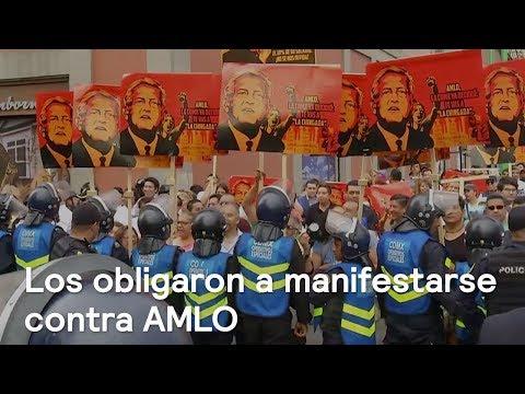 Trabajadores de la CDMX obligados a manifestarse contra AMLO - En Punto con Denise Maerker