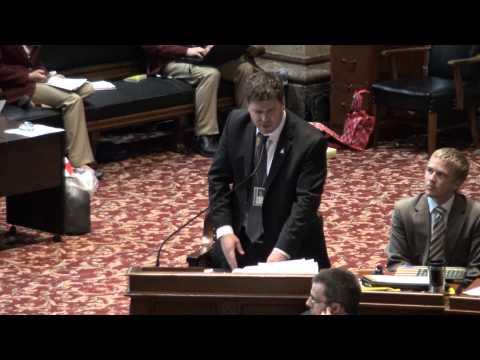 Iowa Senator Rick Bertrand Exposes Senate Democrats for Blocking Stand-Your-Ground