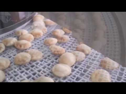 Full Automatic Production Line For Arabic Mini Bread - Bakery Equipment - Pocket Pita