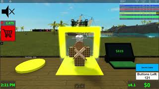 Roblox Blood Moon Tycoon - Efficient way to rebirth