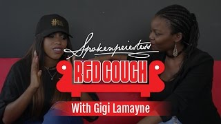 Red couch: gigi lamayne on perceptions of a female rapper x #myuglyboy