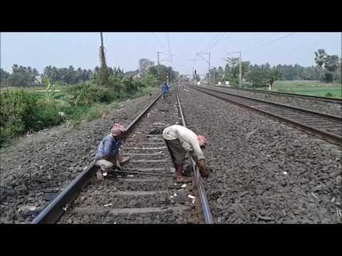 Rail Track Maintenance.