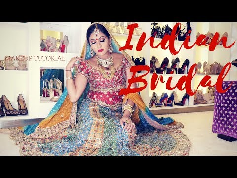 Indian Bridal Makeup Look | Sonal Maherali