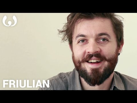 WIKITONGUES: Francesco speaking Friulian